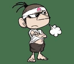 Mukashi collection sticker #76426
