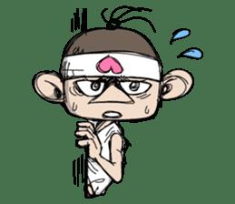 Mukashi collection sticker #76430