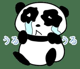 Tiny Pandas sticker #76858