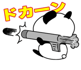 Tiny Pandas sticker #76860