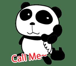 Tiny Pandas sticker #76861