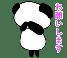 Tiny Pandas sticker #76863