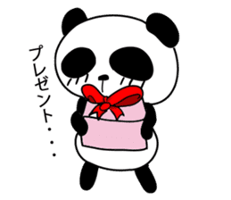 Tiny Pandas sticker #76864