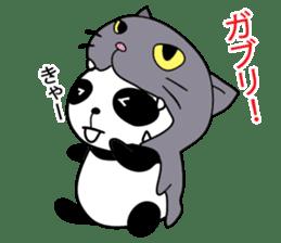 Tiny Pandas sticker #76866