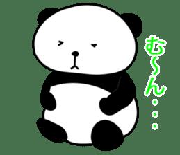 Tiny Pandas sticker #76874