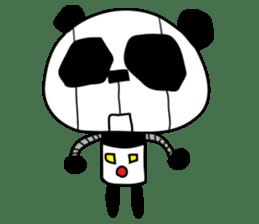 Tiny Pandas sticker #76876