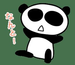Tiny Pandas sticker #76885