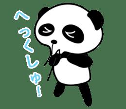 Tiny Pandas sticker #76886