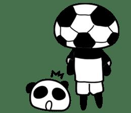 Tiny Pandas sticker #76889
