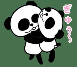 Tiny Pandas sticker #76892