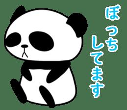 Tiny Pandas sticker #76893