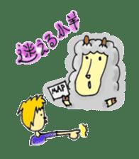 DollBox sticker #77011