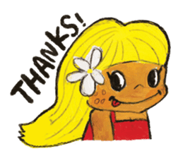 Lovely Friends World sticker #80483