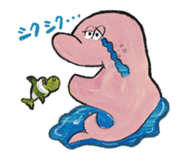 Lovely Friends World sticker #80494