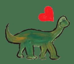 Lovely Friends World sticker #80500