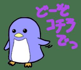 Mr.purple sticker #80945