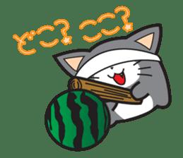 NYUNNEKO sticker #81100