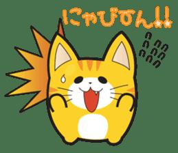 NYUNNEKO sticker #81107