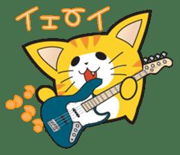 NYUNNEKO sticker #81112