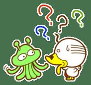 ahirukacho sticker #81261