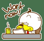 ahirukacho sticker #81267