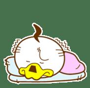 ahirukacho sticker #81270