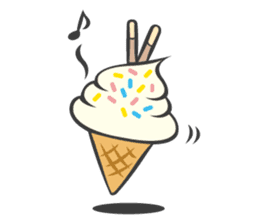 Ms.Creamy sticker #81276