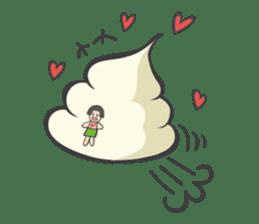 Ms.Creamy sticker #81290