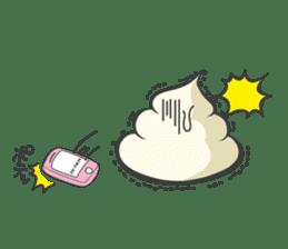 Ms.Creamy sticker #81301