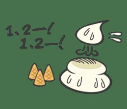Ms.Creamy sticker #81306