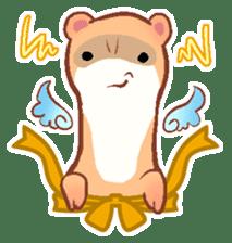 wing&tail (ferret) sticker #81800