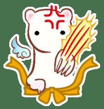 wing&tail (ferret) sticker #81801
