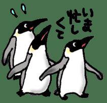 Animals of the zoo sticker #81884