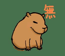 Animals of the zoo sticker #81888