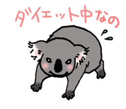 Animals of the zoo sticker #81896