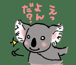 Animals of the zoo sticker #81898