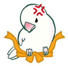 wing&tail (bird) sticker #82680