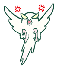 wing&tail (bird) sticker #82681