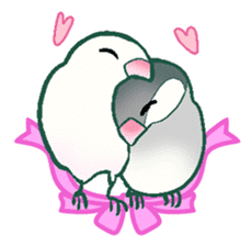 wing&tail (bird) sticker #82689