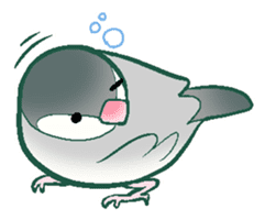 wing&tail (bird) sticker #82704