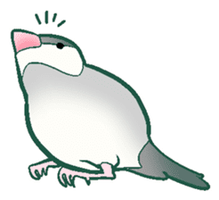 wing&tail (bird) sticker #82706