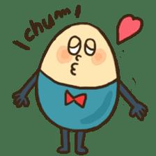 Mr.egg&Friends sticker #83042