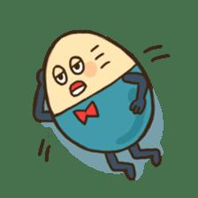 Mr.egg&Friends sticker #83043