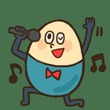 Mr.egg&Friends sticker #83044