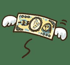 Mr.egg&Friends sticker #83049