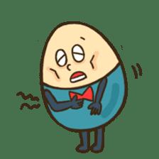 Mr.egg&Friends sticker #83050