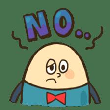 Mr.egg&Friends sticker #83053