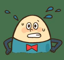 Mr.egg&Friends sticker #83054