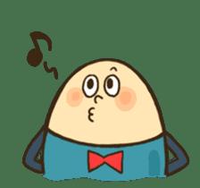 Mr.egg&Friends sticker #83056