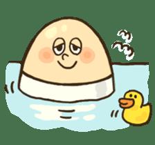 Mr.egg&Friends sticker #83057
